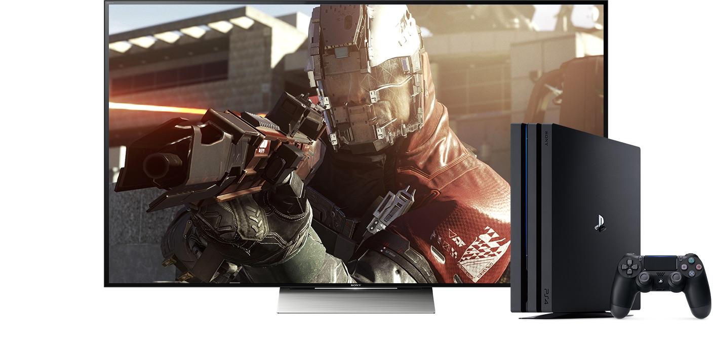 La PS4 Pro gère mieux la 4K que la Xbox One S