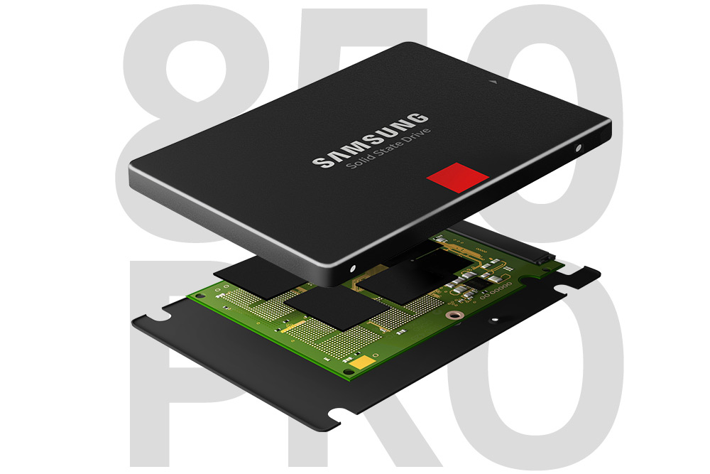 SSD Samsung 850 Pro