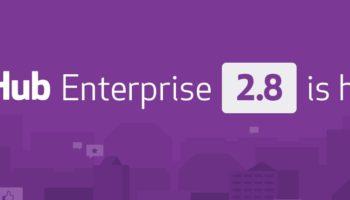 GitHub annonce GitHub Enterprise 2.8