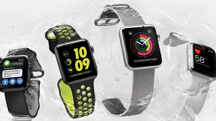 L'Apple Watch n'est pas dans la meilleure forme