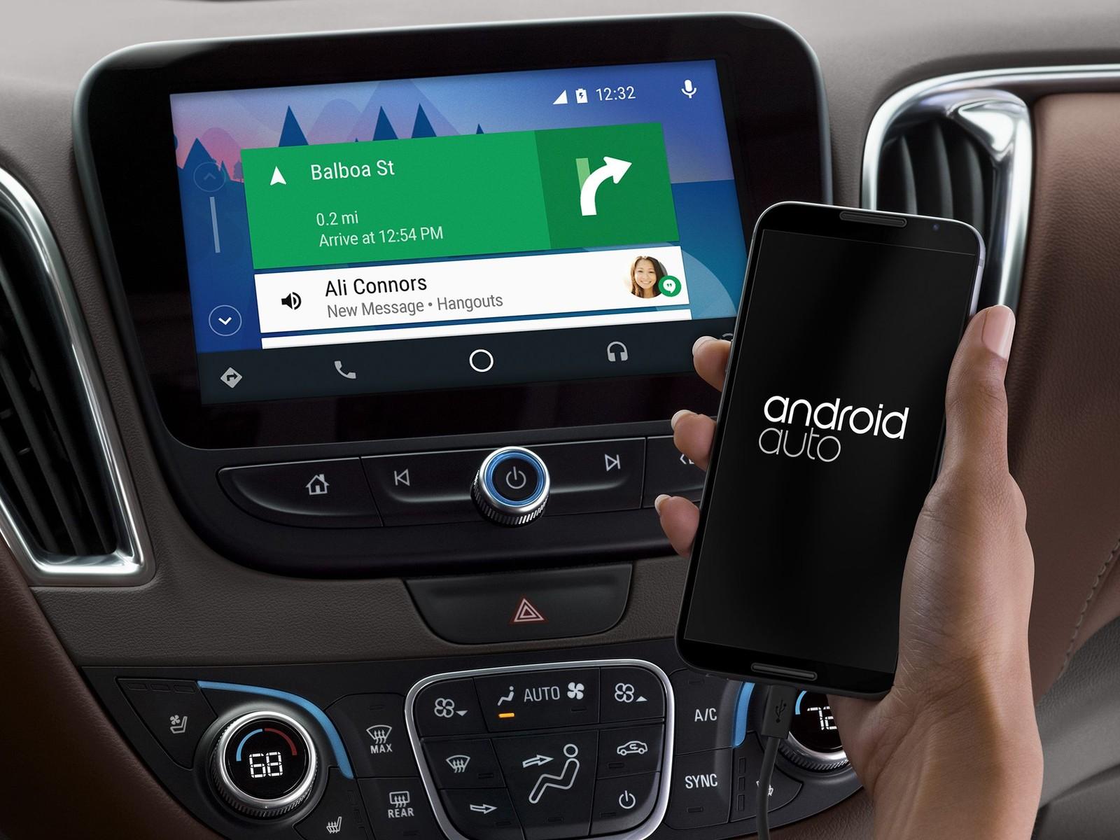 L'application Android Auto va éviter d'avoir une voiture compatible