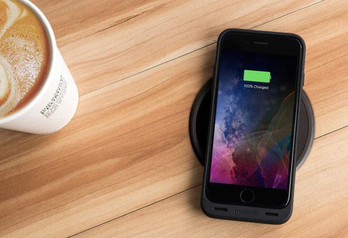 La Juice Pack Air de Mophie offre la recharge sans fil pour l'iPhone 7