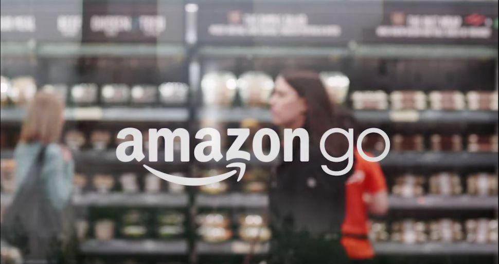 Amazon Go pourrait révolution le shopping