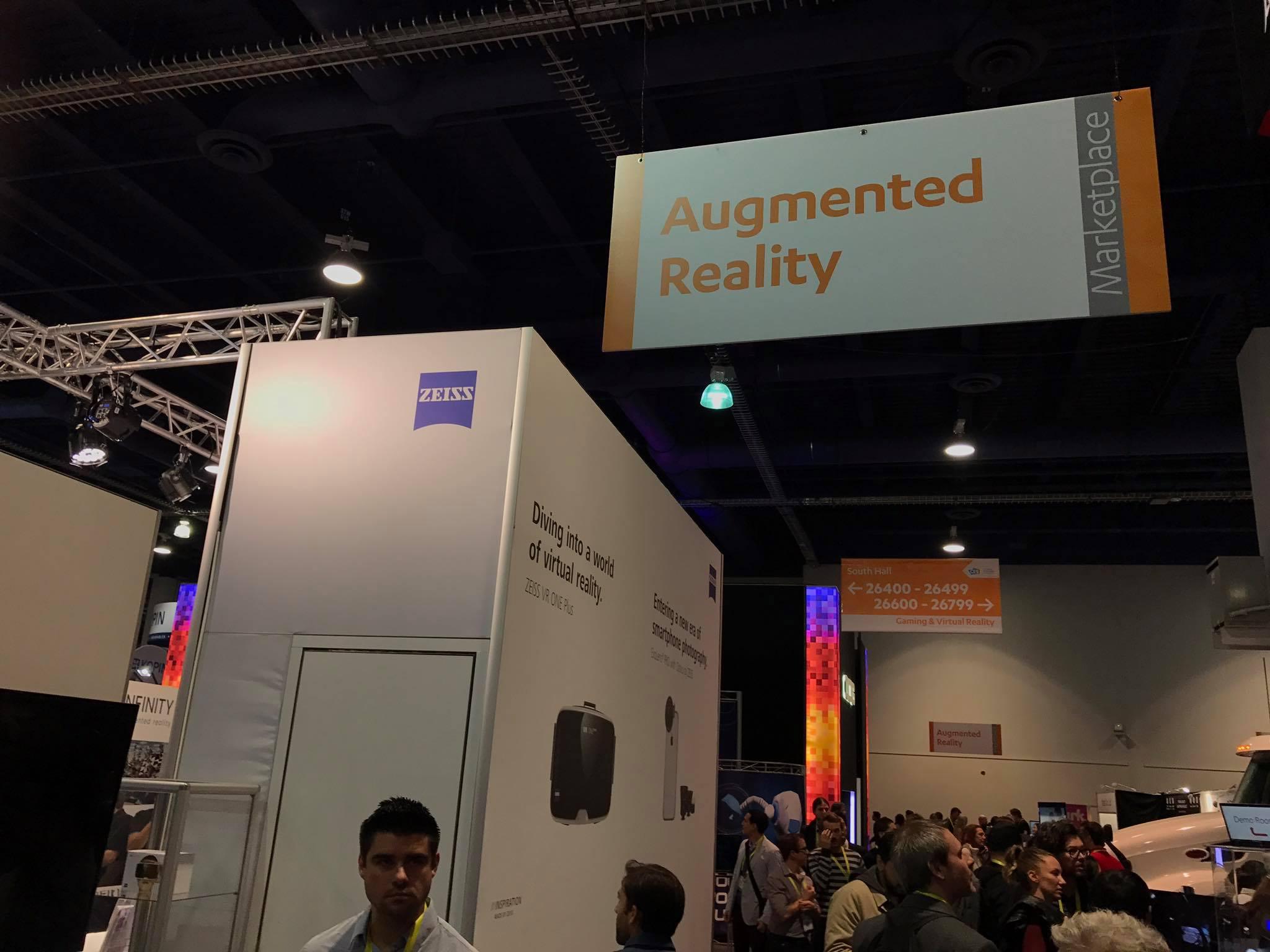 Apple travaillerait avec Carl Zeiss sur des lunettes de réalité augmentée
