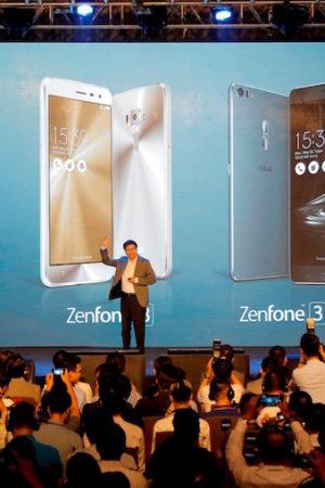 Jerry Introduces ZenFone 3 Series at Zenvolution Press Event in Vietnam