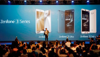 Jerry Introduces ZenFone 3 Series at Zenvolution Press Event in Vietnam