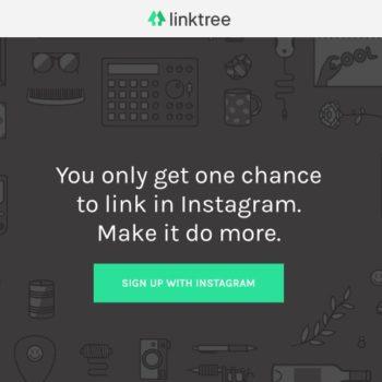 Linktree – 1
