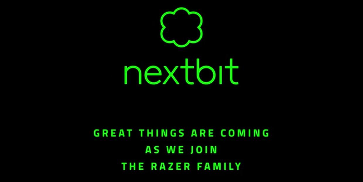 Razer s'offre Nextbit, un fabricant de smartphone