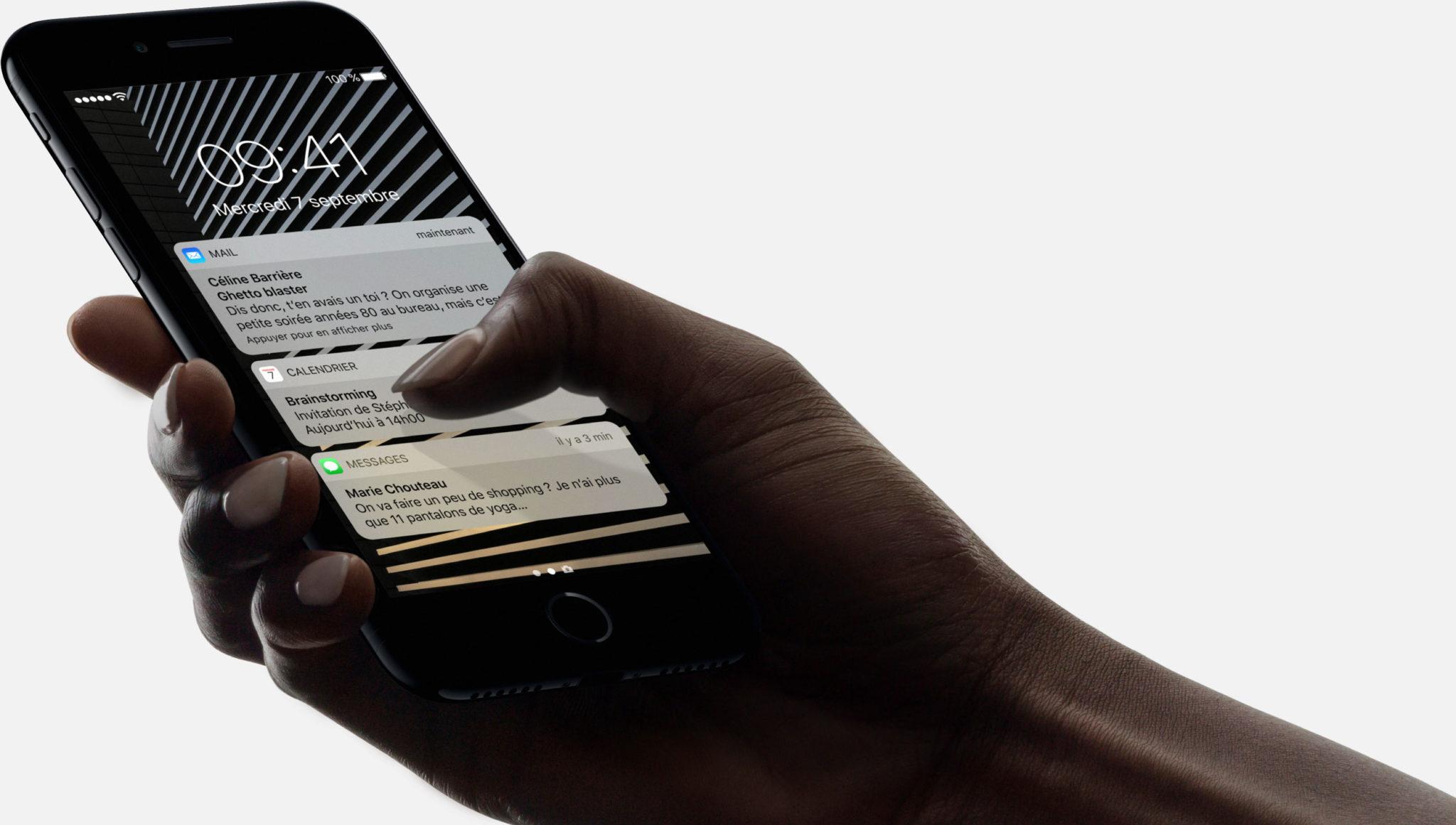 IPhone 8 : la reconnaissance faciale et une amélioration du 3D Touch