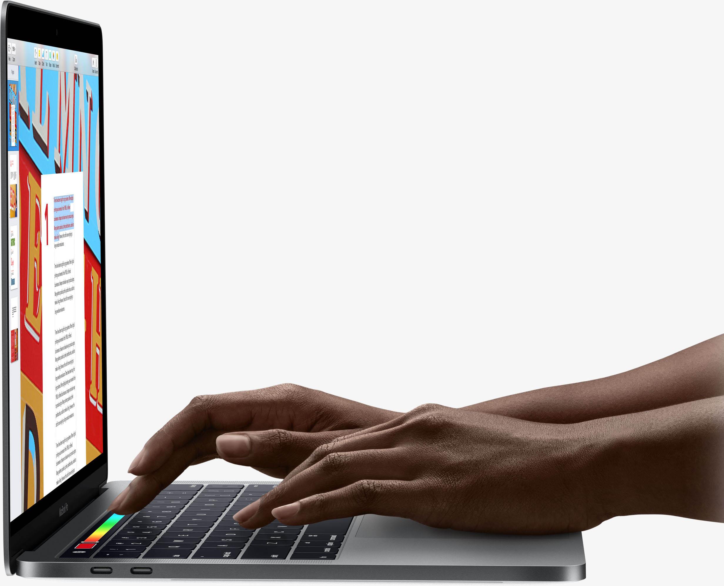 Go dans les MacBook Pro fin 2017 ?