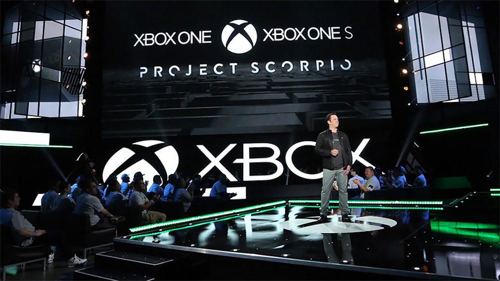 Microsoft tease les premiers jeux de sa prochaine console — Xbox Scorpio