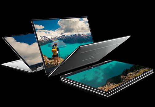 Le Dell XPS 13 se fait convertible au salon CES 2017