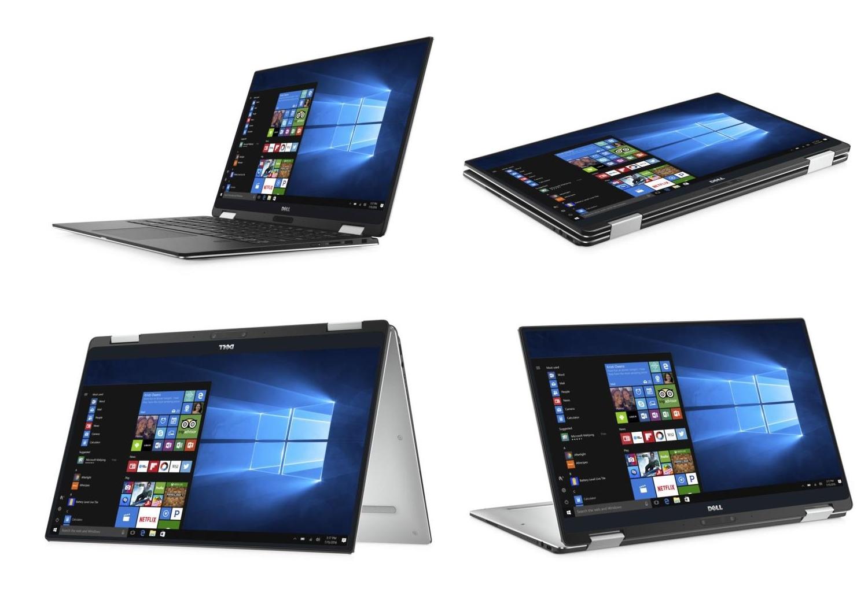 [CES 2017] Dell dévoile la version 2 en 1 du XPS 13