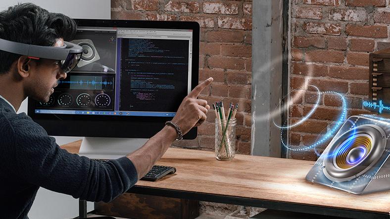Pas de nouvelle version avant 2019 — HoloLens