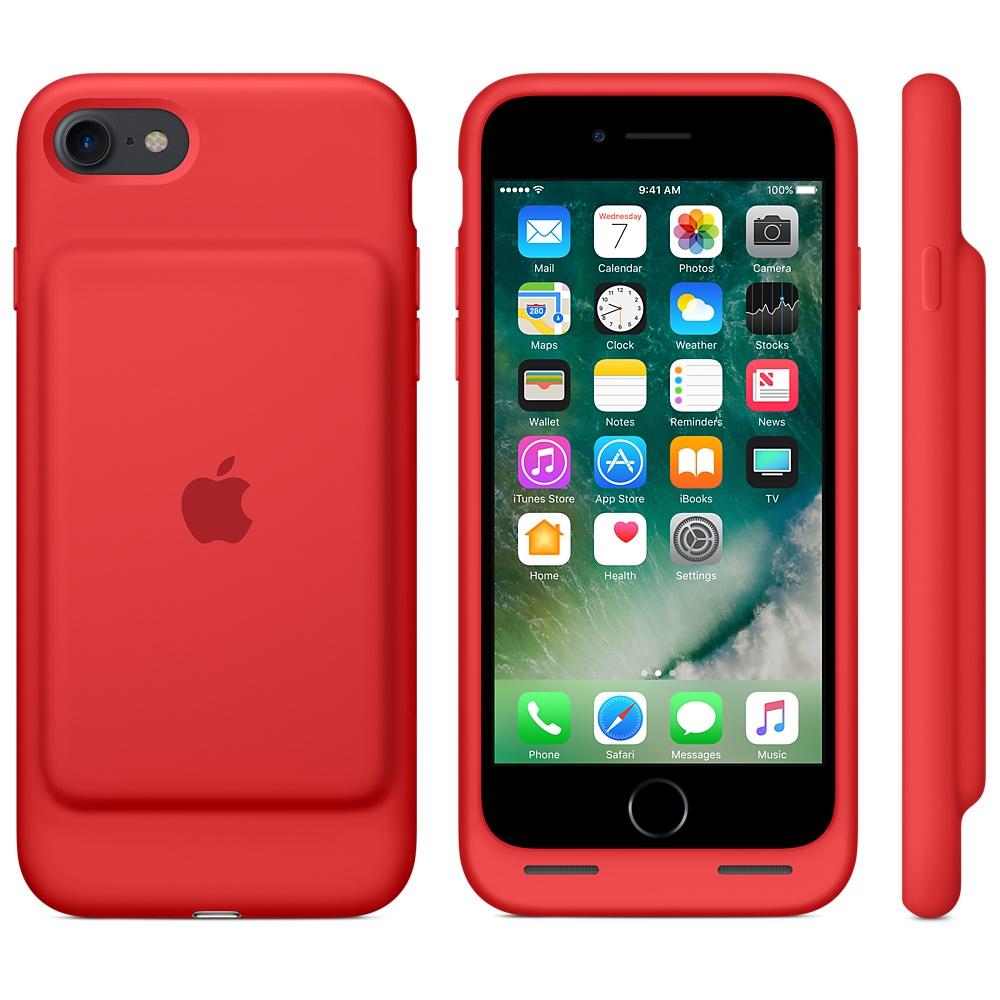 un iphone 7 rouge et un iphone se de 128 go lanc s en mars. Black Bedroom Furniture Sets. Home Design Ideas