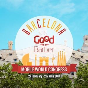 Goodbarber au MWC 2017