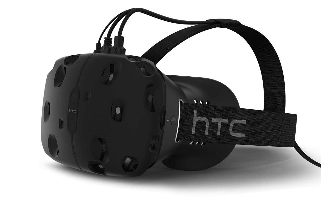 Un casque VR mobile sans smartphone en 2017 — HTC