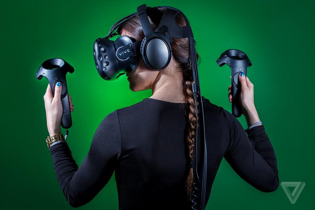 HTC va lancer un casque de réalité virtuelle mobile