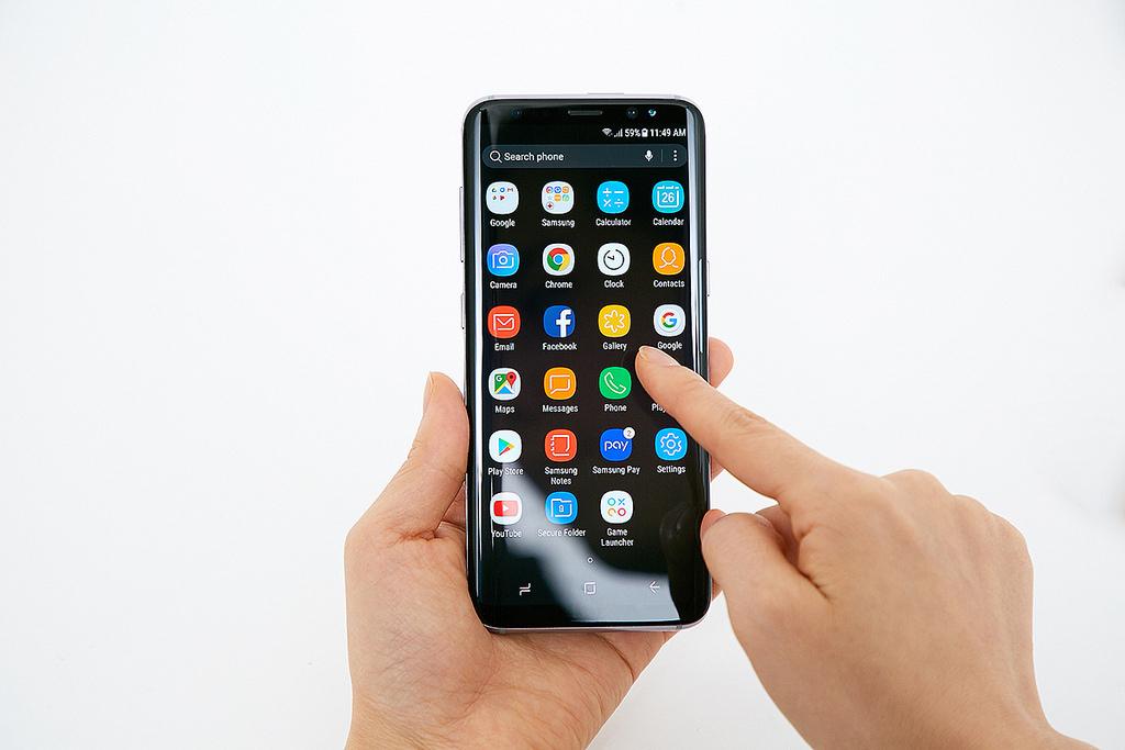 Les Samsung Galaxy S8 et S8+ sous toutes leurs facettes