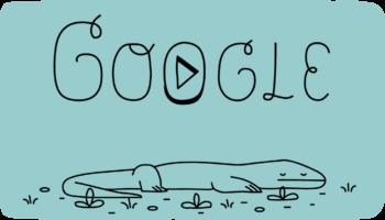Doodle Komodo