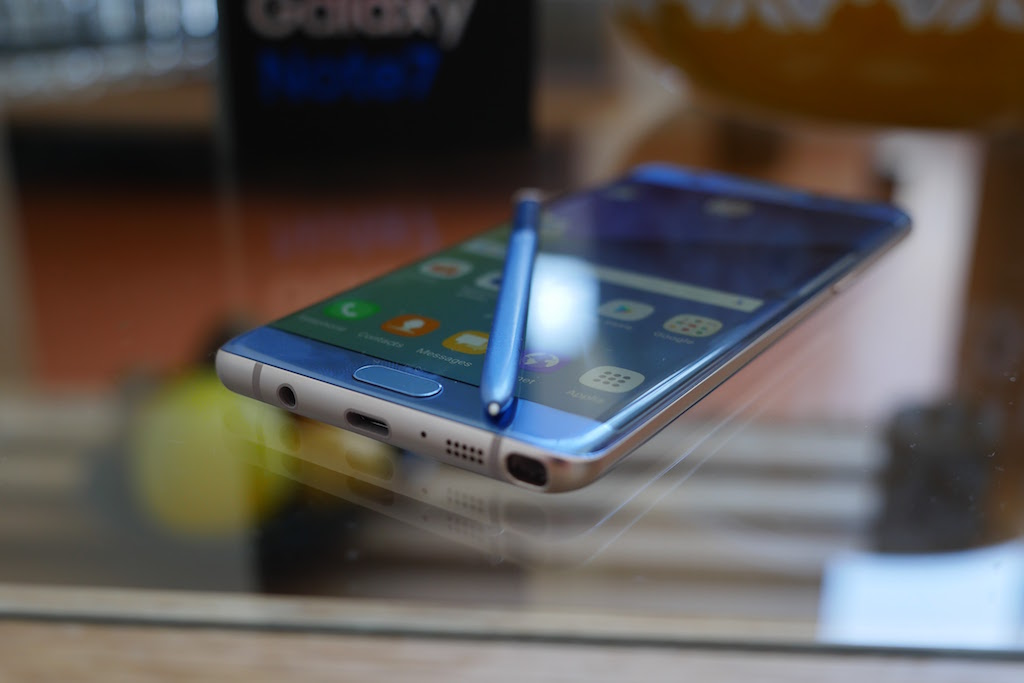 samsung confirme son intention de reconditionner certains galaxy note 7. Black Bedroom Furniture Sets. Home Design Ideas
