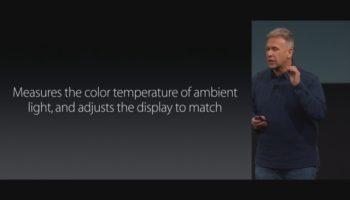 iPad Pro – True Tone