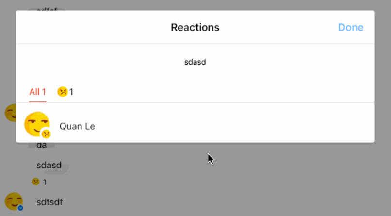 Facebook : les Réactions et le