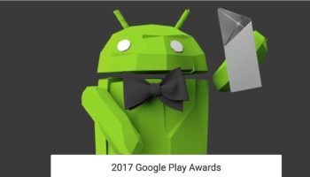2017 Google Play Awards