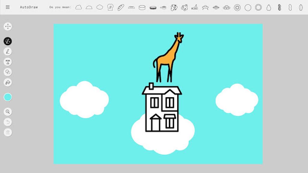 AutoDraw de Google vous aide à dessiner comme un pro