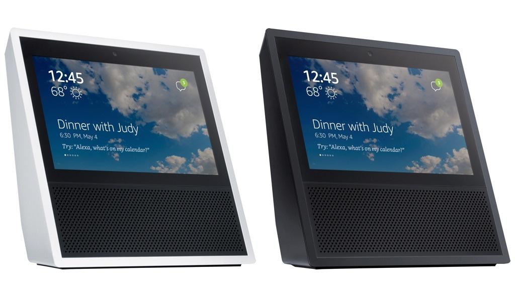 Amazon Echo Show : l'assistant domestique maintenant avec un écran couleur