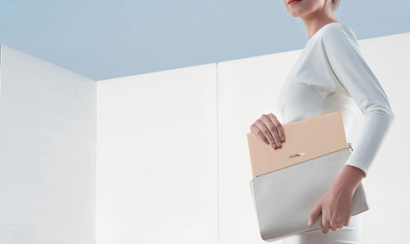huawei matebook x un ordinateur portable plus petit qu 39 une feuille de papier a4. Black Bedroom Furniture Sets. Home Design Ideas