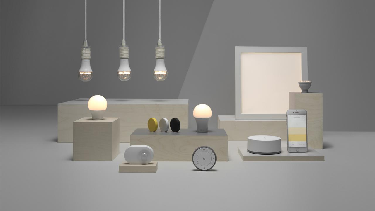 les ampoules connect es ikea compatibles siri google assistant et alexa. Black Bedroom Furniture Sets. Home Design Ideas