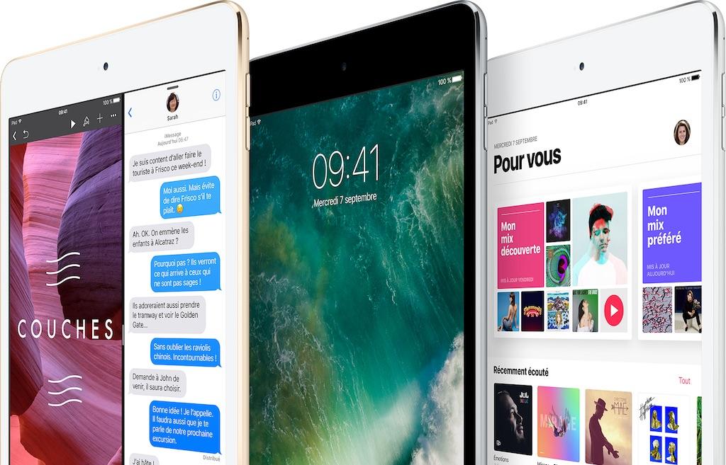 L'iPad mini 4 pourrait être la dernière itération de la gamme