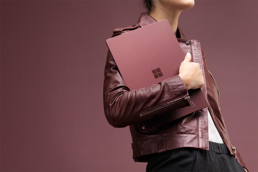 Surface : Microsoft a dévoilé son nouveau laptop !