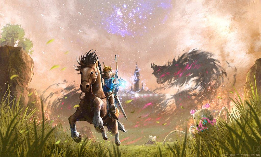 L'univers de Zelda bientôt sur nos mobiles ?!