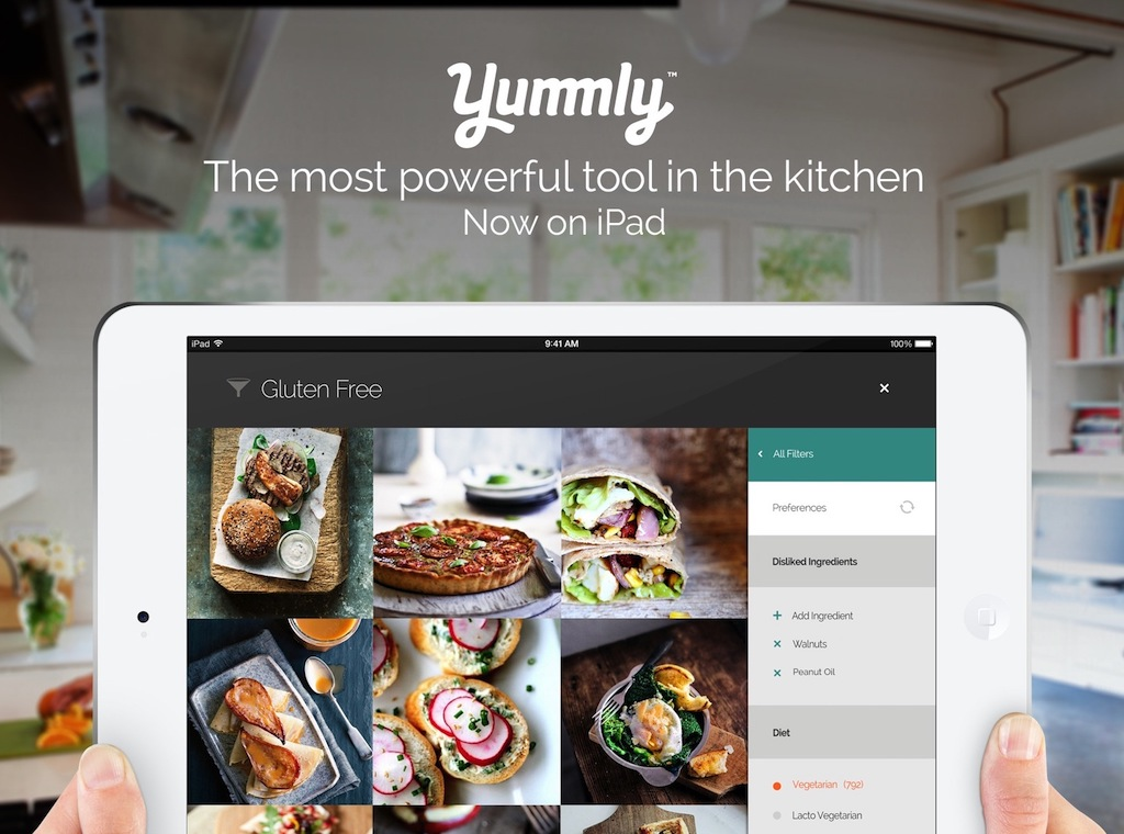 whirlpool acquiert yummly pour faire une cuisine plus. Black Bedroom Furniture Sets. Home Design Ideas