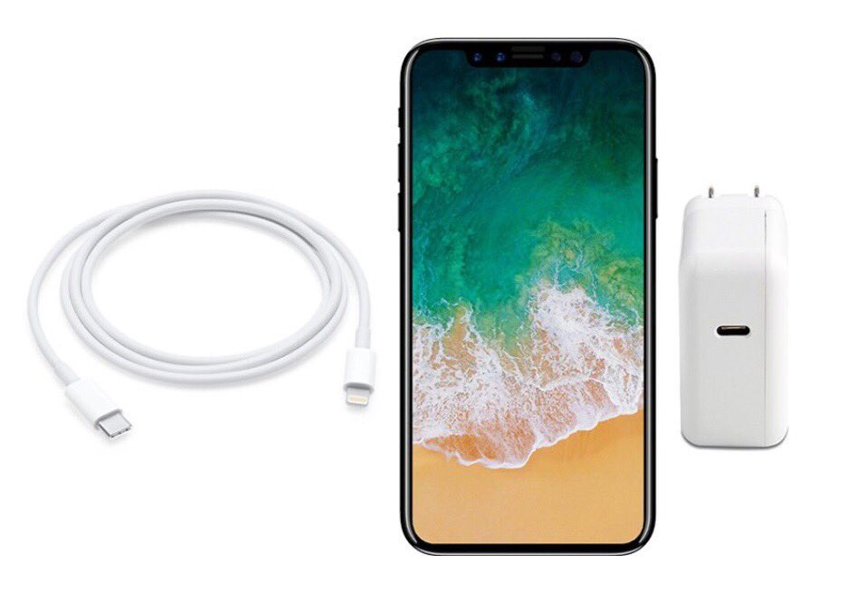 Iphone 8 un chargeur mural usb 10w pour une charge for Chargeur mural iphone