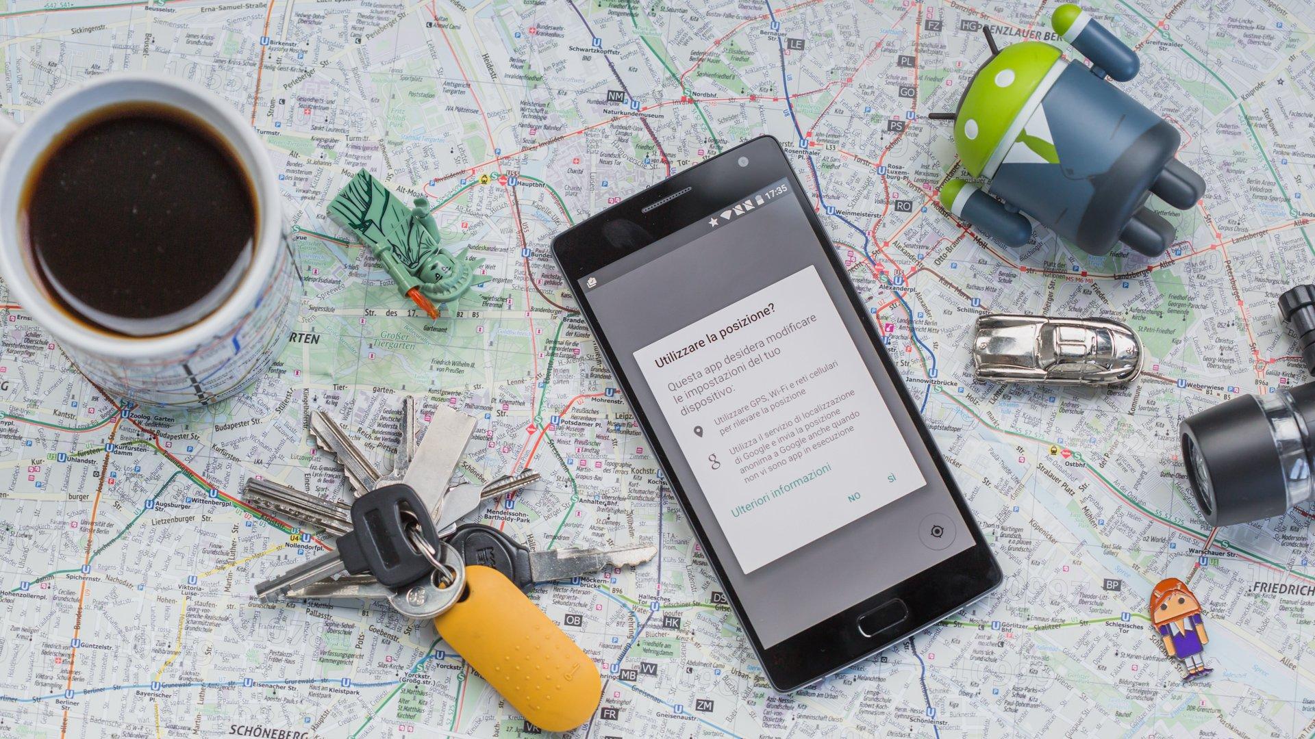 comment trouver votre smartphone android perdu avec localiser mon appareil. Black Bedroom Furniture Sets. Home Design Ideas