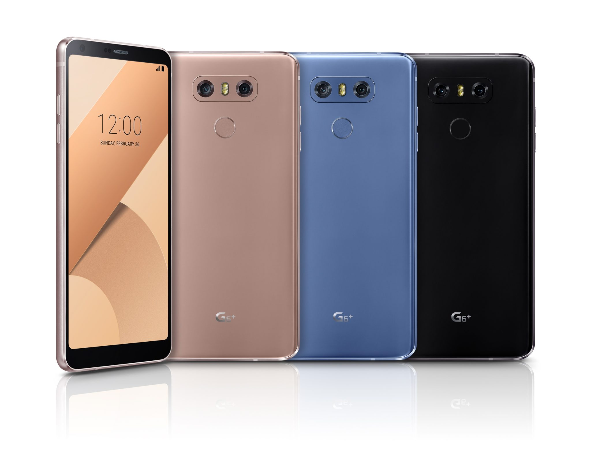 LG G6+ : un G6 avec juste un peu plus de mémoire