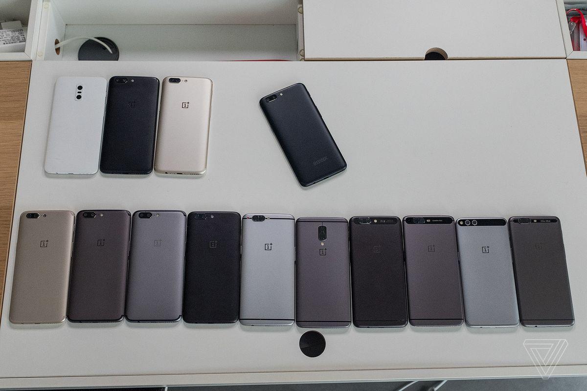 Leak des photos du OnePlus 5 avant son lancement