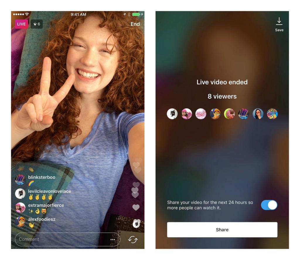 La popularité d'Instagram Stories fait chuter le cours de l'action de Snap