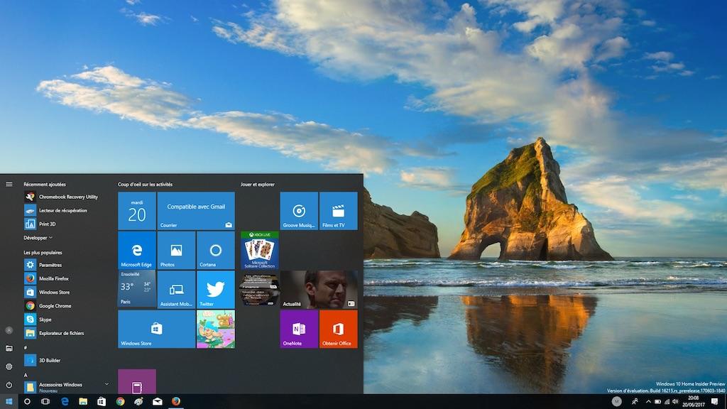 Une partie du code source de Windows 10 a fuité sur Internet