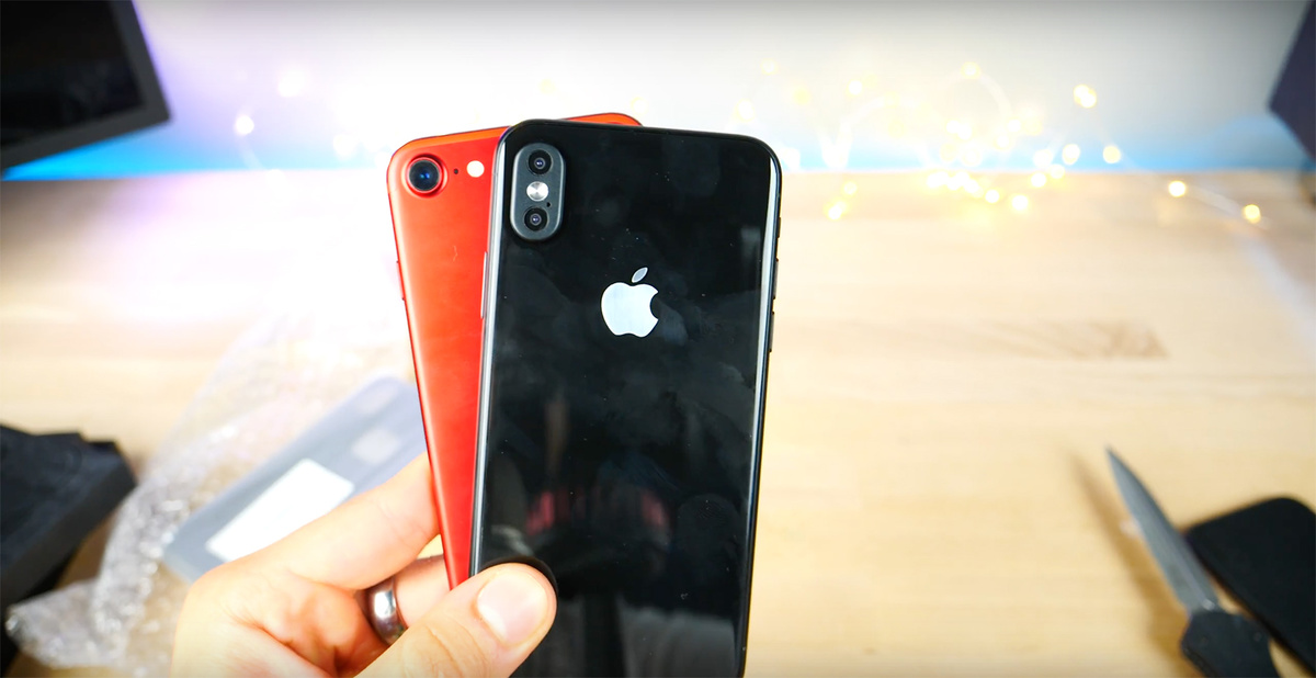 L'iPhone 8 embarquerait une technologie de reconnaissance faciale 3D sécurisée — Apple