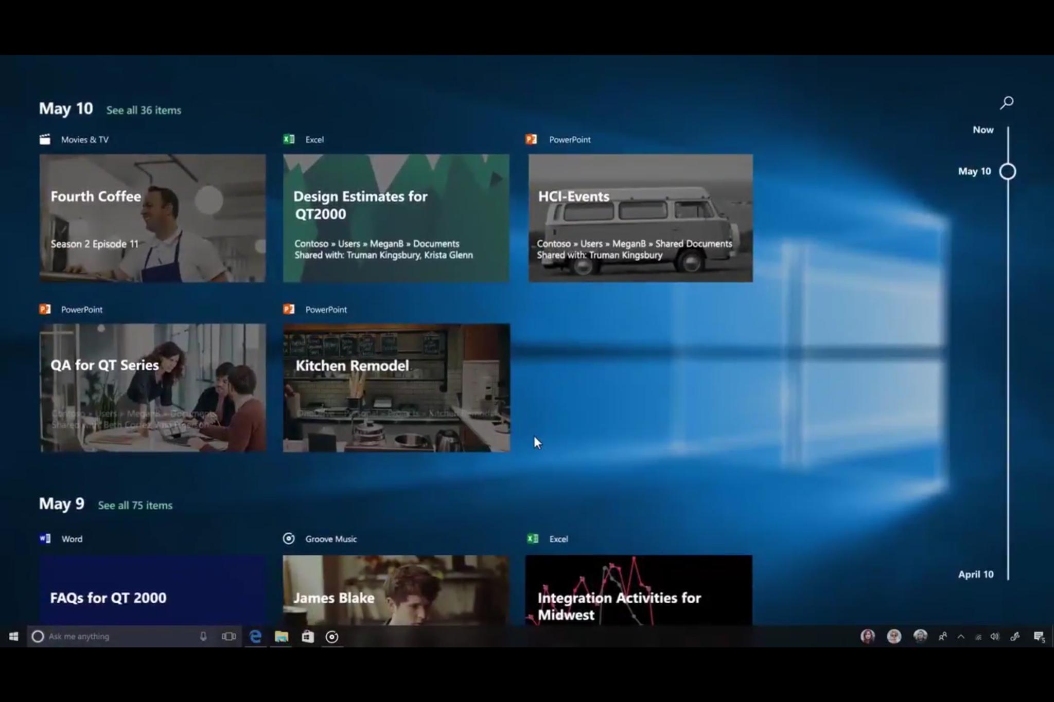 Microsoft Build Windows  Avec La Fall Creators Update