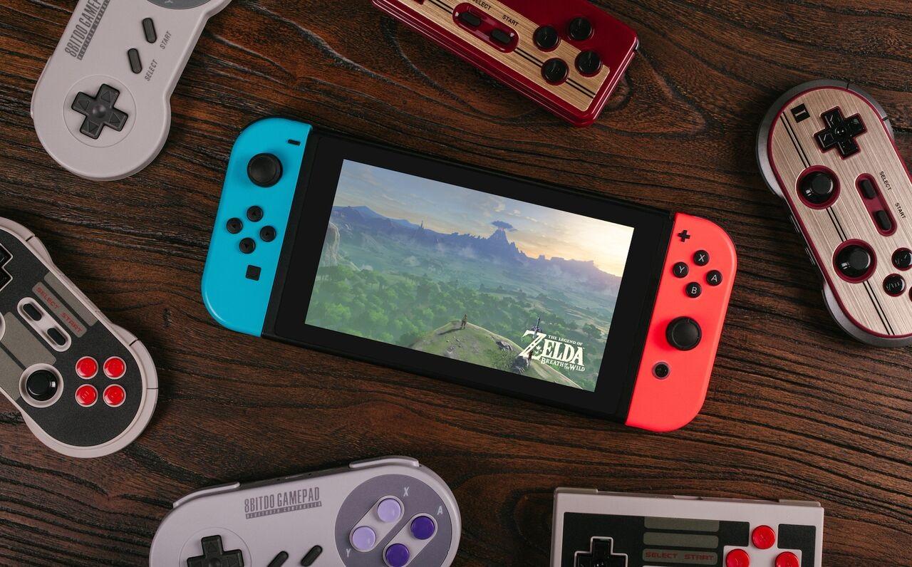 Toutes les consoles Nintendo Switch ont un émulateur NES secret