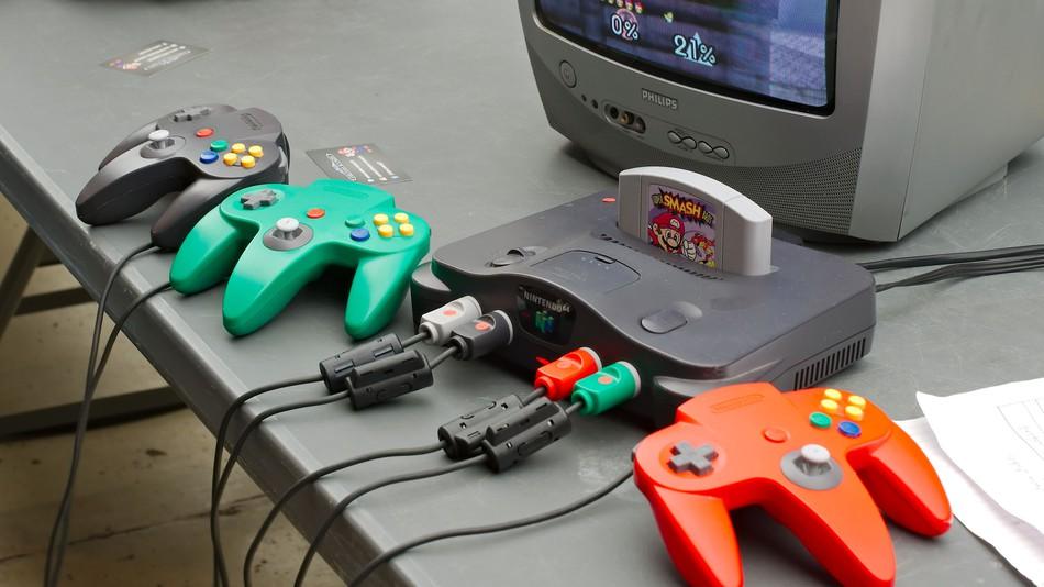 Une Nintendo 64 Mini déjà en préparation ?