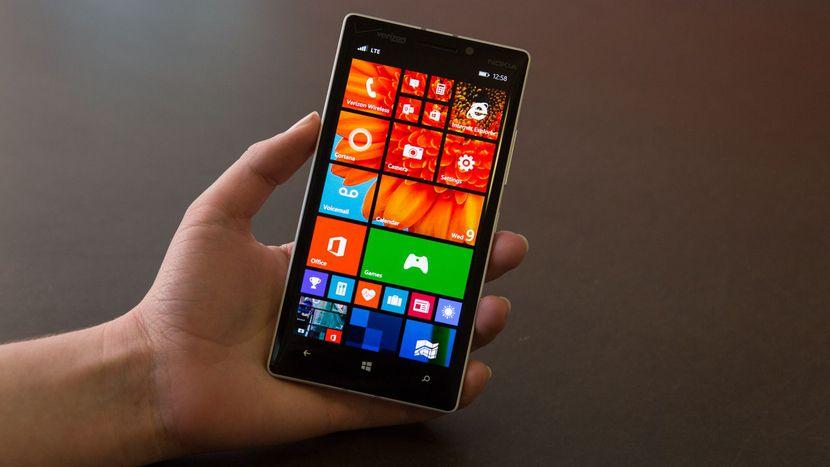 Fin de support pour Windows Phone 8.1