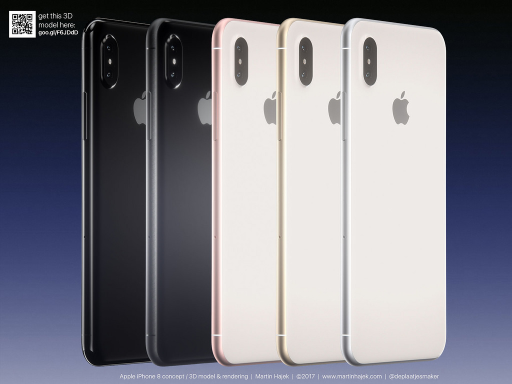 IPhone 8 : la production de masse commencerait à la mi-septembre