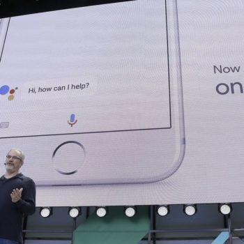 Google Assistant – iOS