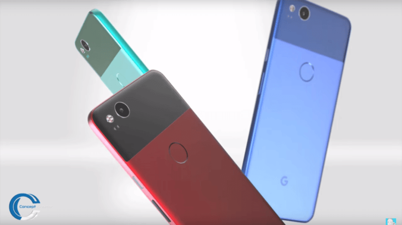 Le Google Pixel 2 sera dévoilé le 5 octobre 2017